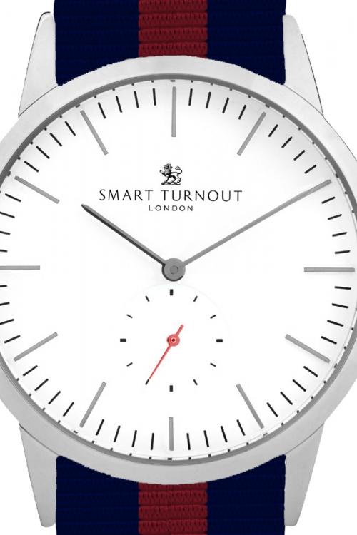 Mens Smart Turnout Signature Watch STK3/WH/56/W-HD