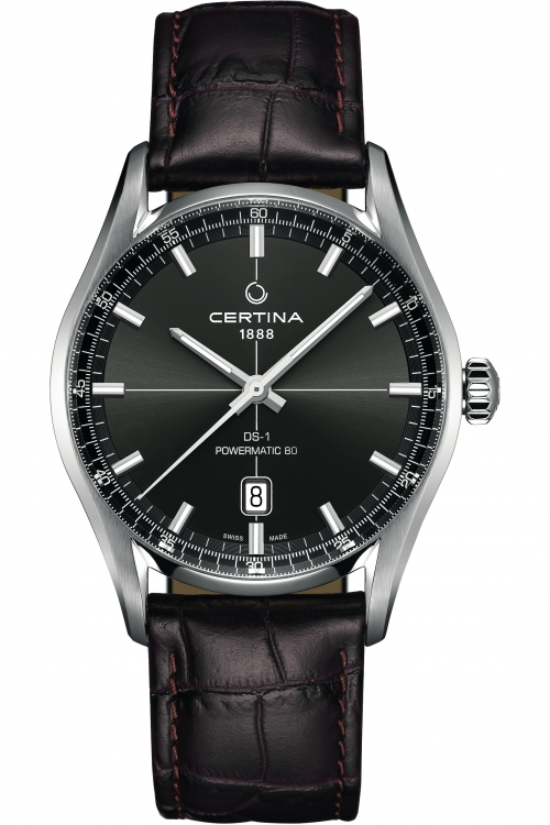 Mens Certina DS-1 Powermatic 80 Automatic Watch C0294071608100