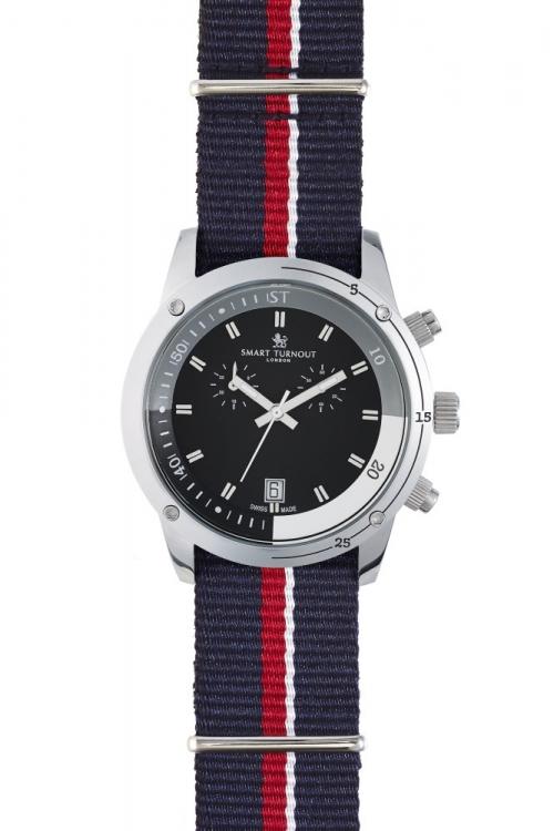 Mens Smart Turnout Royal Chronograph Watch STD2/56/W-RN