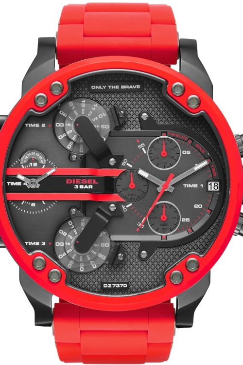 Mens Diesel Daddy Chronograph Watch DZ7370
