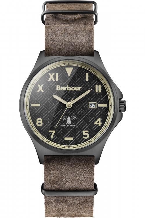 Mens Barbour Marsden Watch BB047BKBR