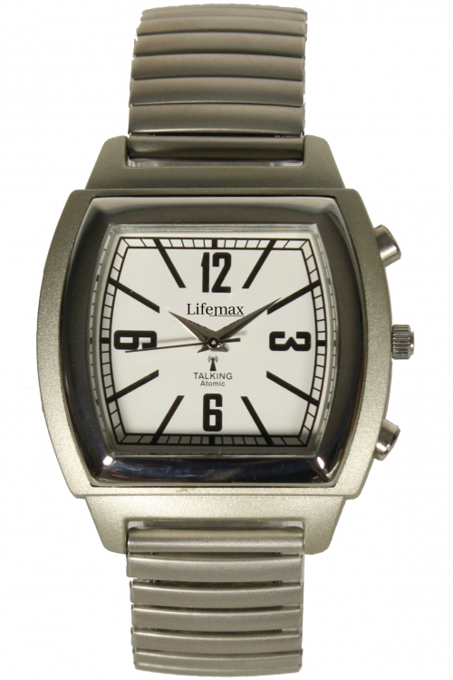 Mens Lifemax VINTAGE AUTOMATIC Radio Controlled Watch 1439E