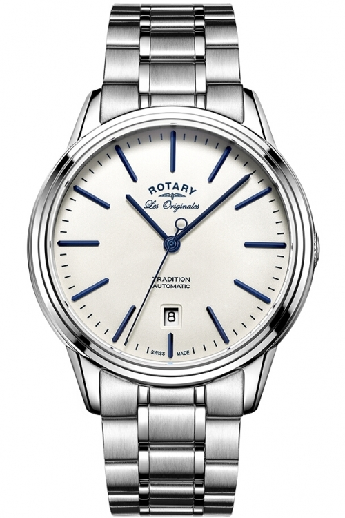 Mens Rotary Les Originales Tradition Automatic Watch GB90161/02