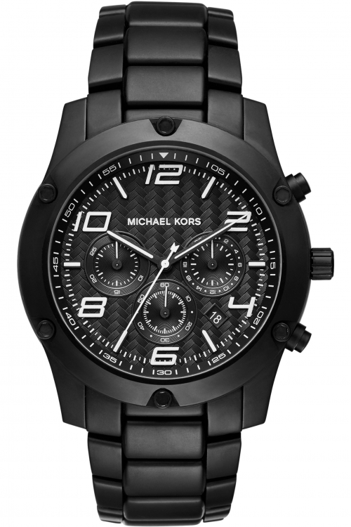 Mens Michael Kors Caine Chronograph Watch MK8473
