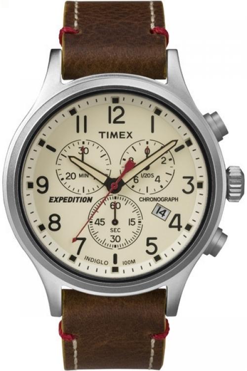 Mens Timex Analog Premium Chronograph Watch TW4B04300