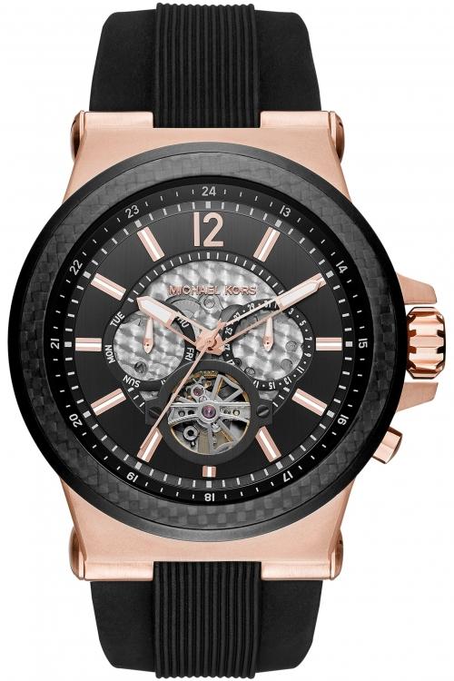 Mens Michael Kors Dylan Automatic Watch MK9019