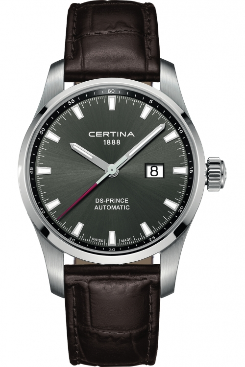 Mens Certina DS Prince Automatic Watch C0084261608100