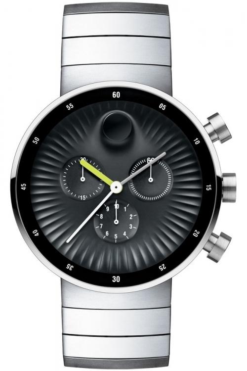 Mens Movado Edge EDGE Chronograph Watch 3680009