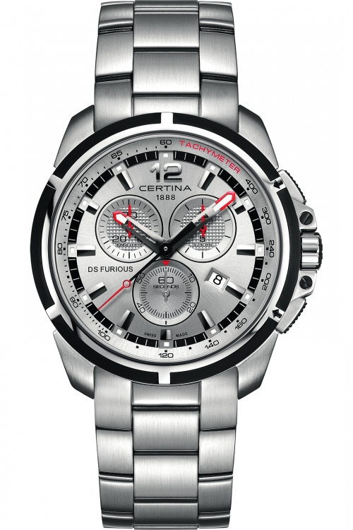 Mens Certina DS Furious Chronograph Watch C0114172103700