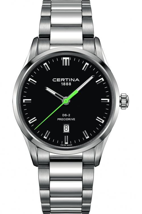 Mens Certina DS-2 Precidrive Watch C0244101105120