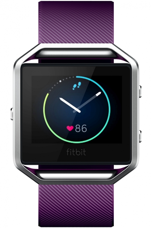 Unisex Fitbit Blaze Bluetooth Smart Fitness Chronograph Watch FB502SPML