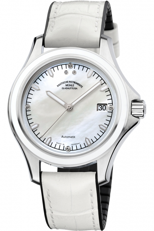Ladies Muhle Glashutte Promare Lady Automatic Watch
