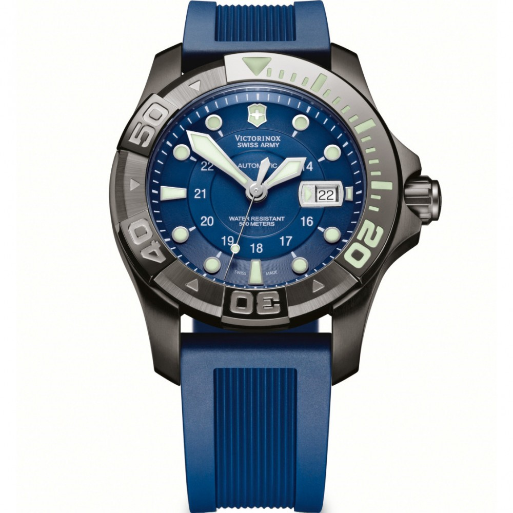 Mens Victorinox Swiss Army Divemaster 500 Automatic Watch 241425