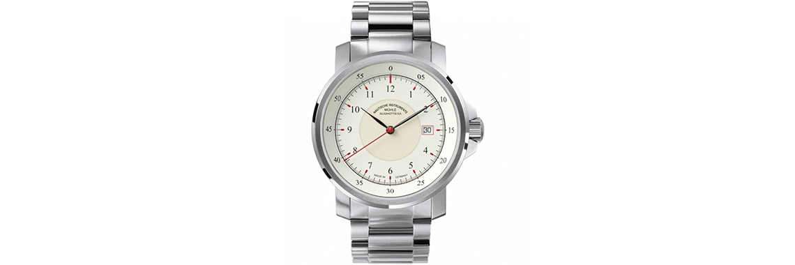 Mens Mühle Glashutte M29 Classic Automatic Watch M1-25-57-MB