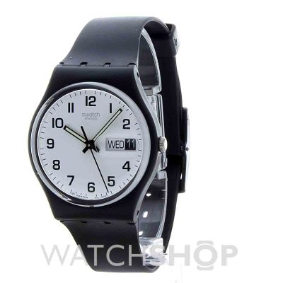 384d4f63ac13c Mens Swatch Once Again Watch GB743