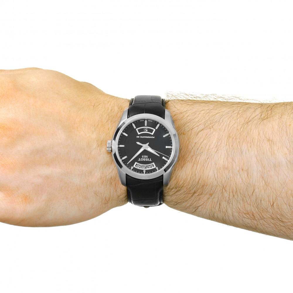 de4a2782a Mens Tissot Couturier Powermatic 80 Automatic Watch T0354071605102