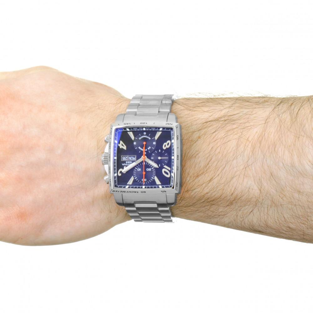 4b7b78b50 Mens Certina DS Podium Square Automatic Chronograph Watch C0015141105700