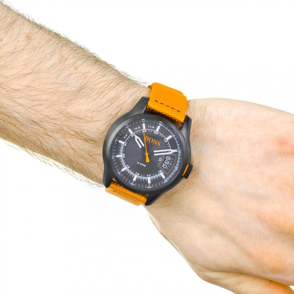 5461999abf3 Mens Hugo Boss Orange Hong Kong Watch 1550001