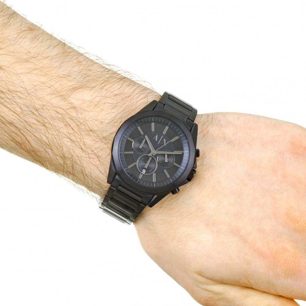 cc2de915f Mens Armani Exchange Chronograph Watch AX2601