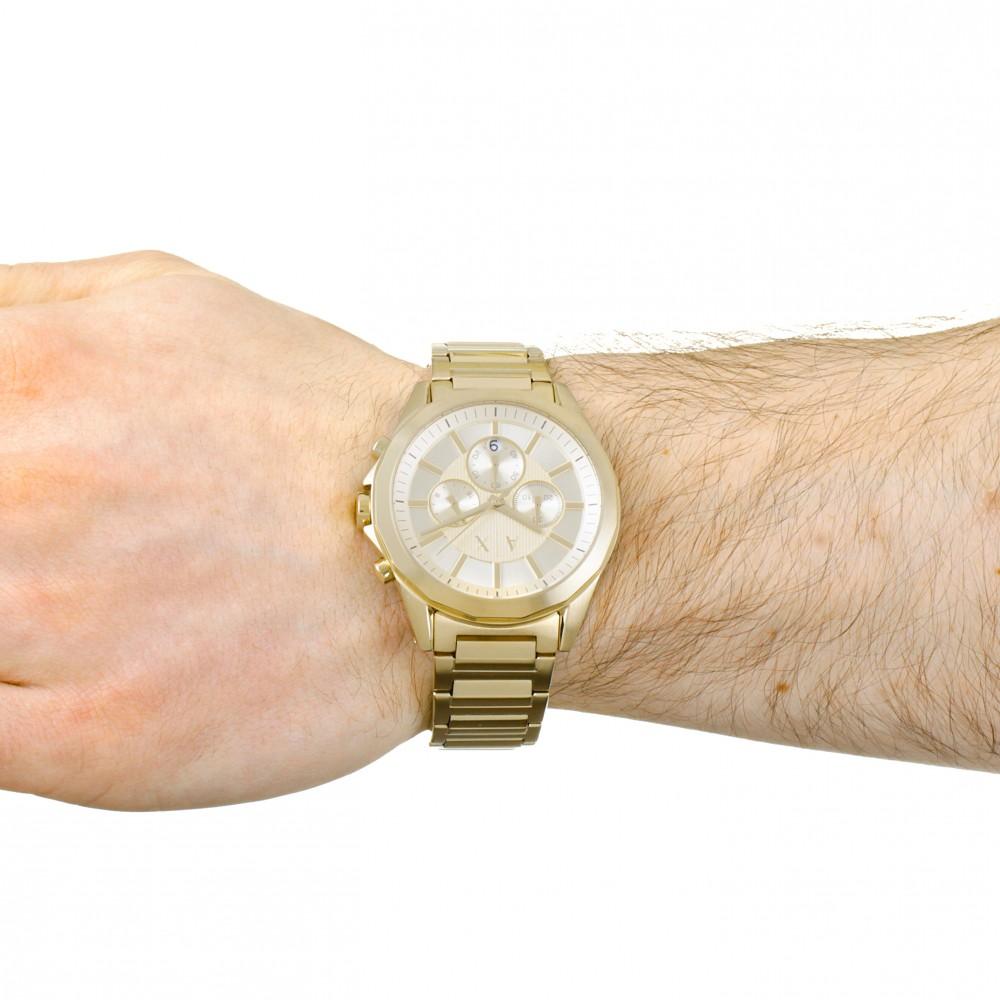 f8ac991b0 Mens Armani Exchange Chronograph Watch AX2602
