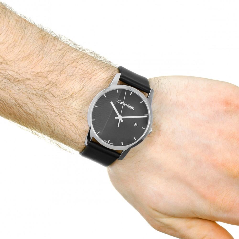 fd143bb6a Mens Calvin Klein City Watch K2G2G1C1