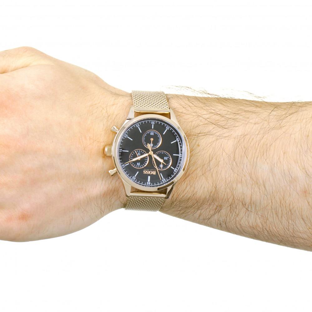 Mens Hugo Boss Companion Chronograph Watch 1513548