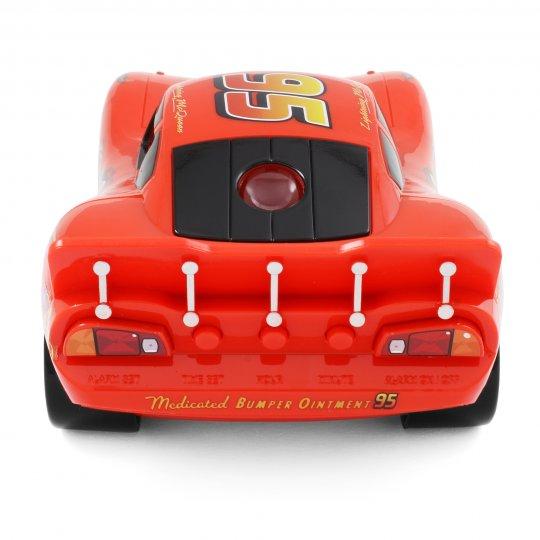 Disney Cars 2 Lightning Mcqueen Projection Alarm Clock