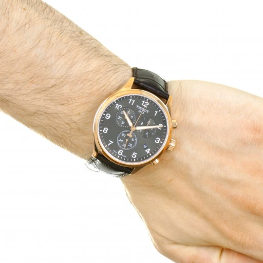 904ce4cae92 ... Dial Watch  Mens Tissot Chrono XL Classic ...