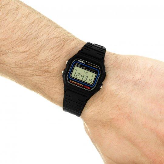 Men's Casio Retro Alarm Chronograph Watch (W 59 1VQES)