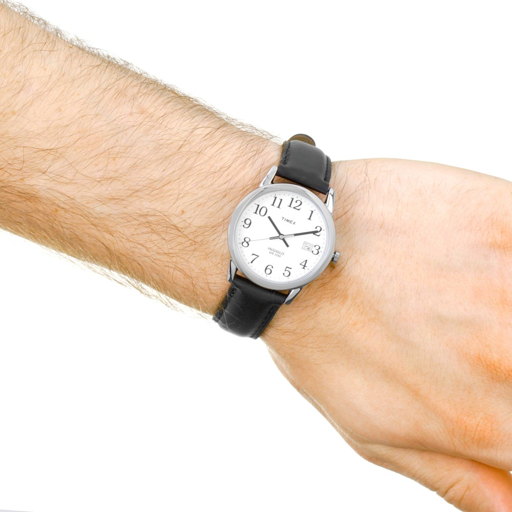 799832c9c Mens Timex Indiglo Easy Reader Watch T2H281