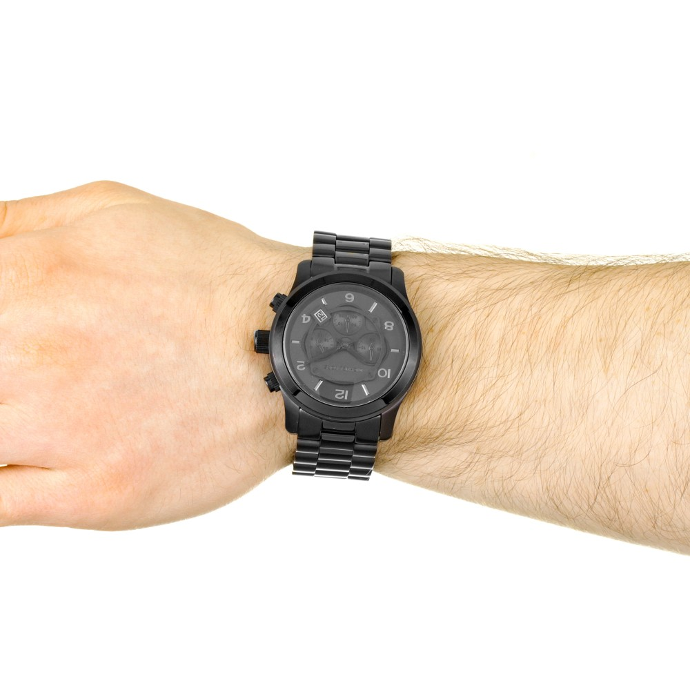 49ba6dd9695 Mens Michael Kors Runway Chronograph Watch MK8157