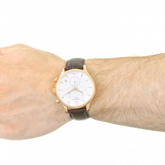 61b730ea7 Mens Tissot Tradition Chronograph Watch T0636173603700