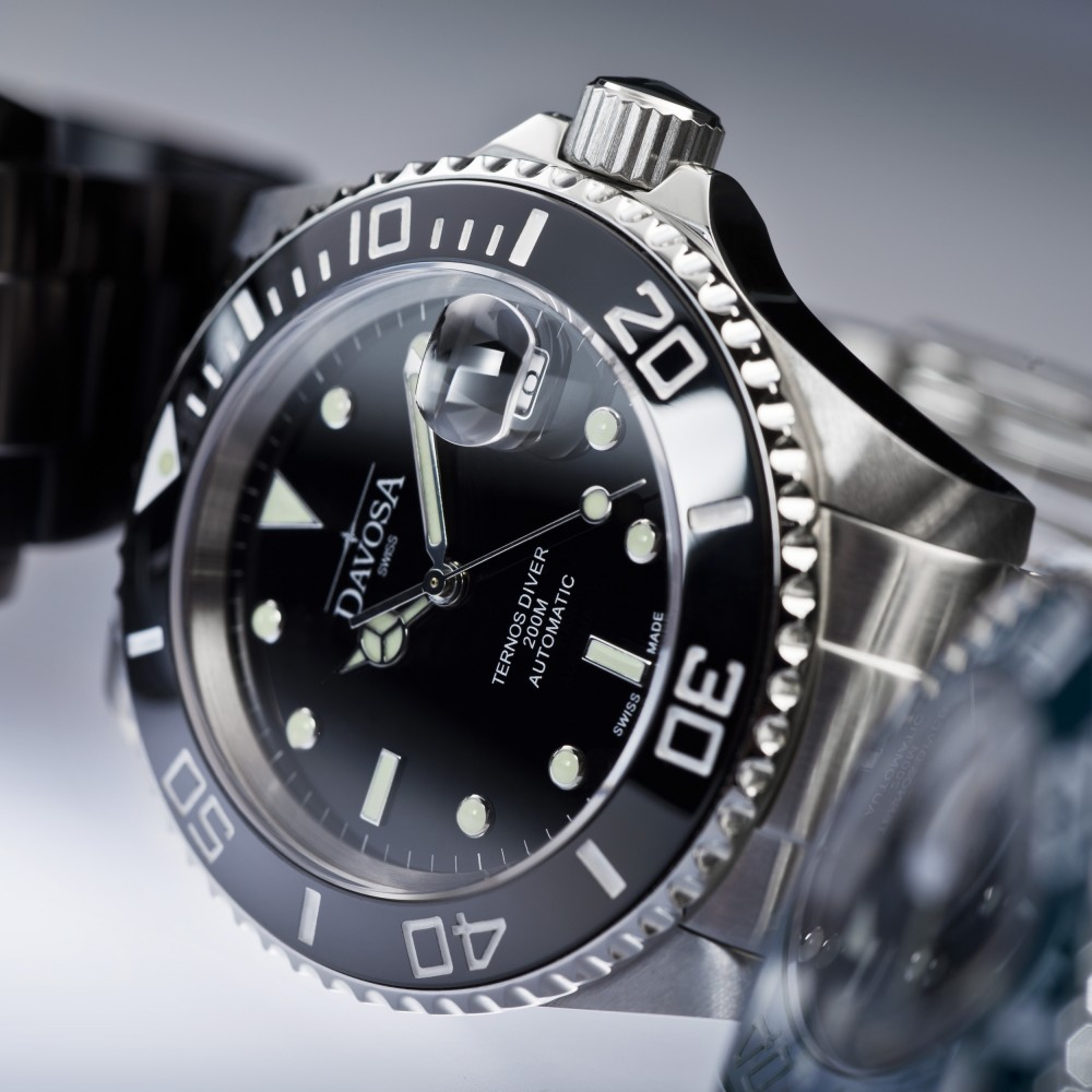 afdd0e9cc Mens Davosa Ternos Ceramic Automatic Watch 16155550