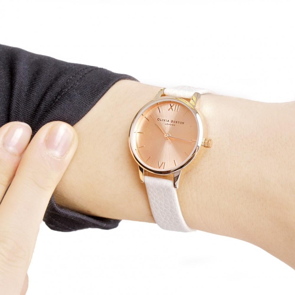 Ladies Olivia Burton Midi Dial Watch OB14MD21 e9dbd6581c
