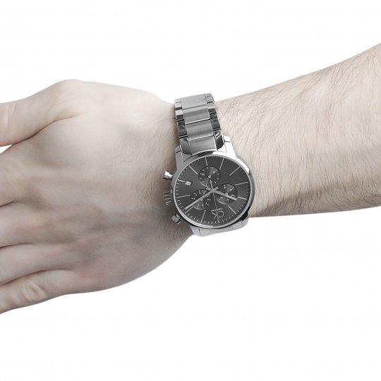 4afbaa646 Mens Calvin Klein City Chronograph Watch K2G27143. keyboard_arrow_right  keyboard_arrow_left