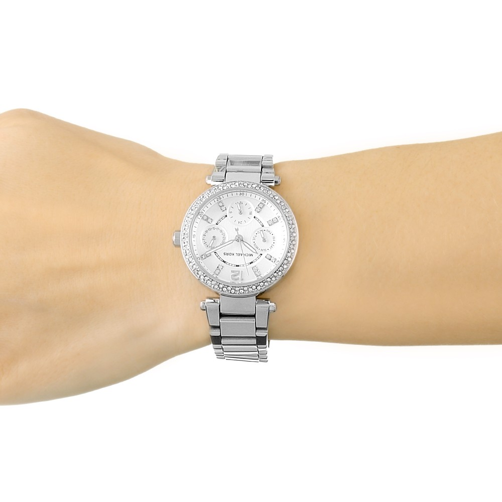 4ee71feb92bd Ladies Michael Kors Mini Parker Watch MK5615