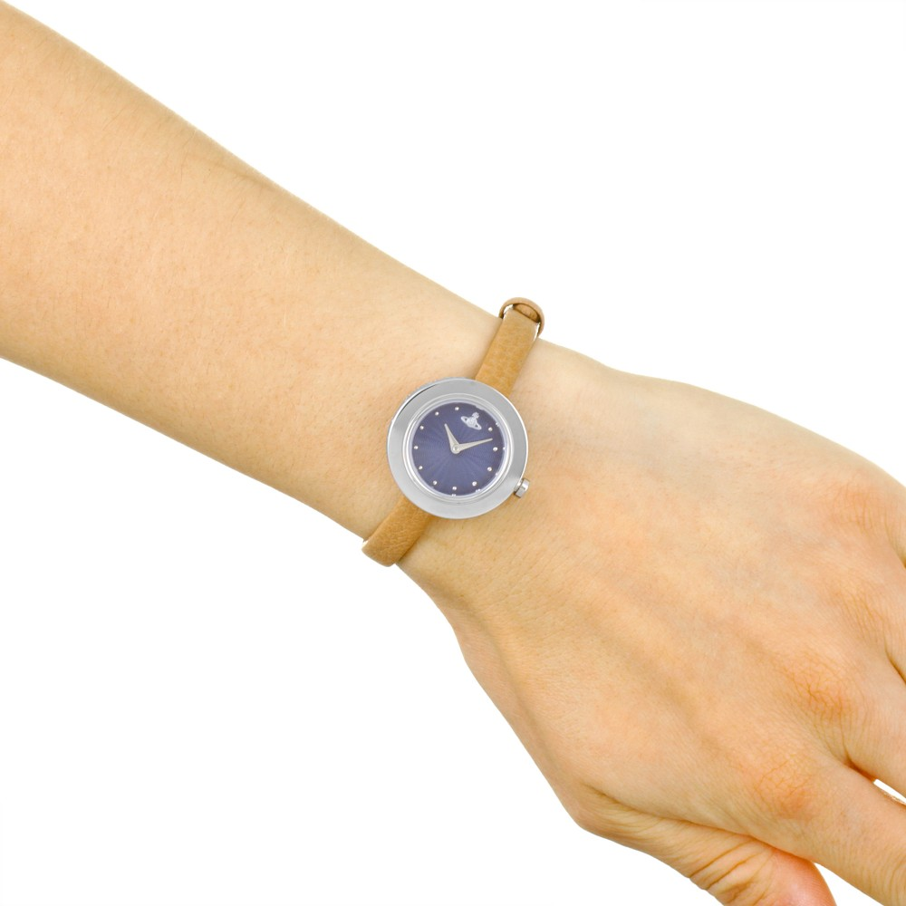 b47f24b547d Ladies Vivienne Westwood Edge Watch VV097NVTN
