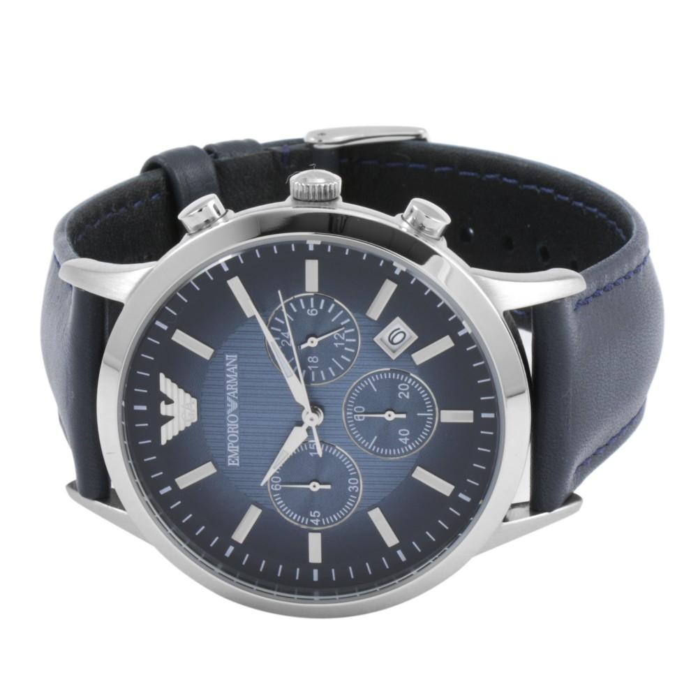 b63668c53d8 Mens Emporio Armani Chronograph Watch AR2473