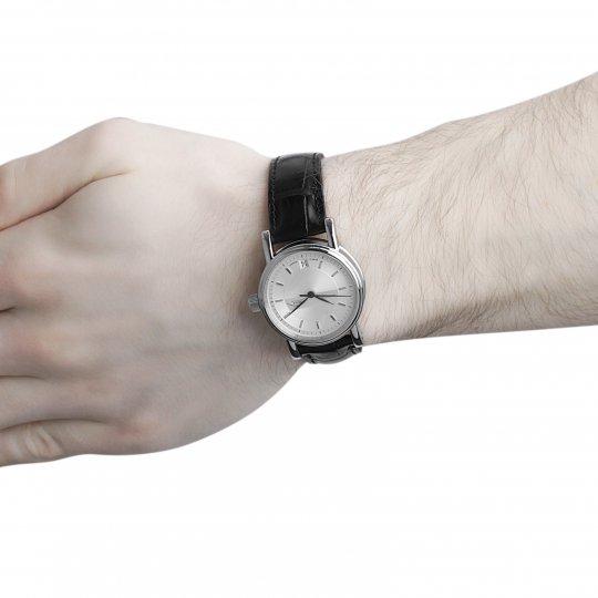 Mens Muhle Glashutte Teutonia Ii Medium Automatic Watch M1 30 25 Lb