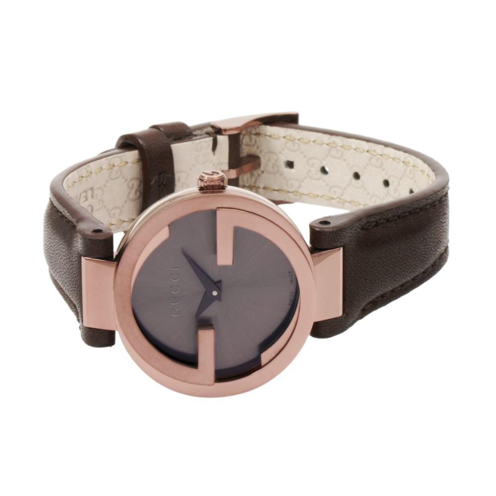 bb26b2b5642 Ladies Gucci Interlocking Watch YA133504
