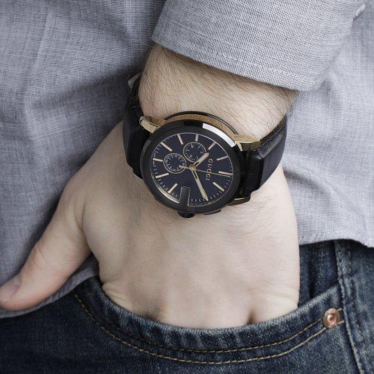be0de5b2 Mens Gucci G-Chrono Chronograph Watch YA101203