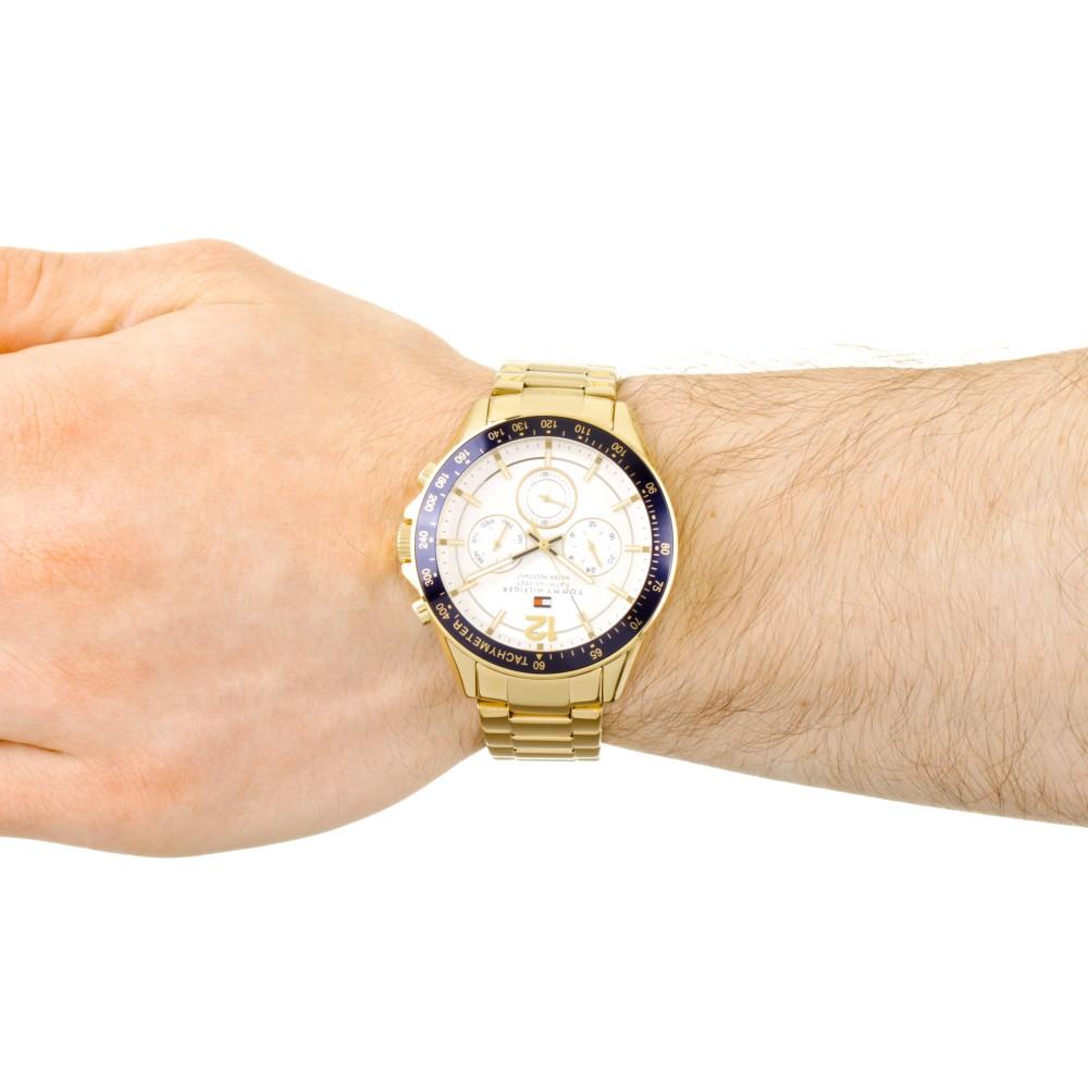 cd01688c91 Mens Tommy Hilfiger Luke Watch 1791121