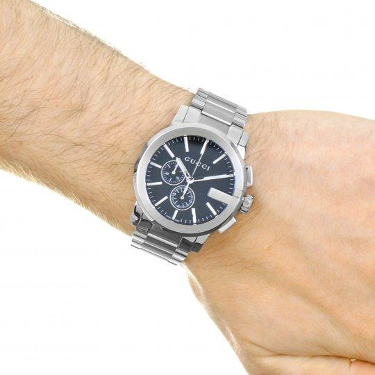 ee0e101e846 Gents Gucci G Chrono Watch YA101204