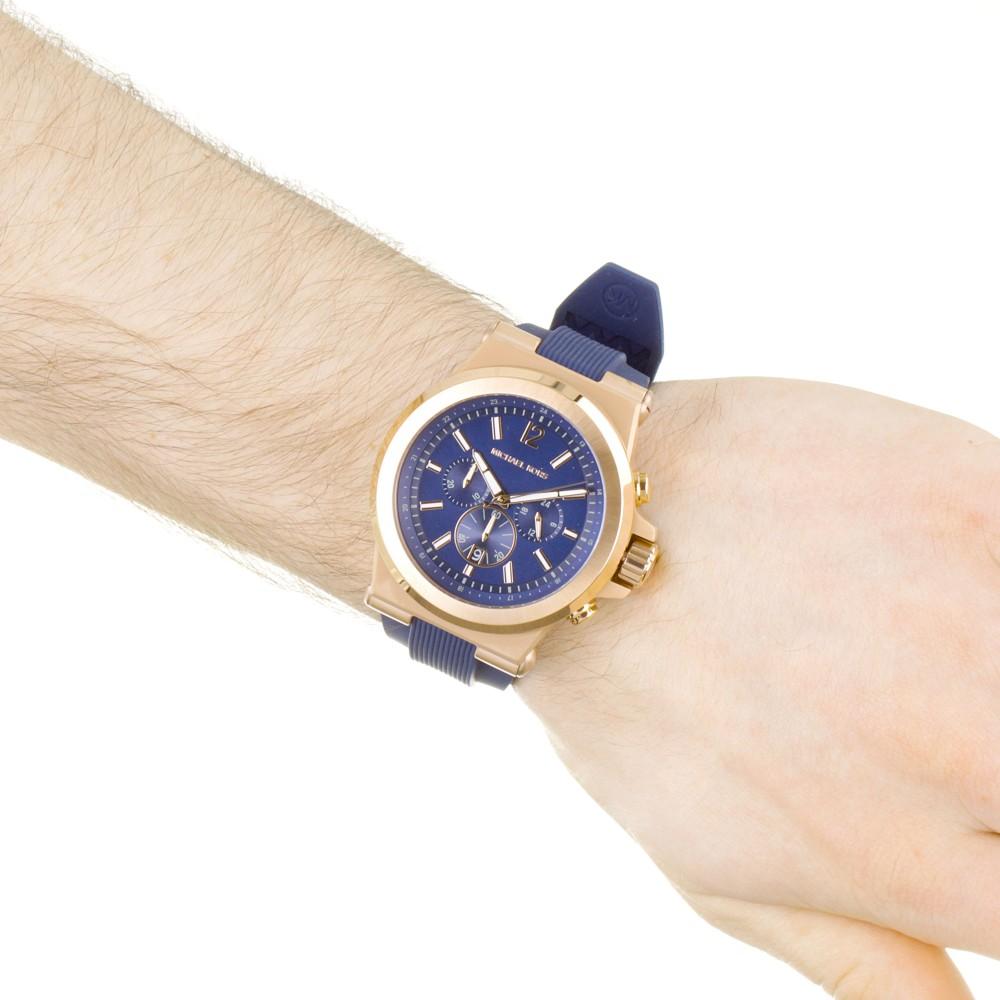 Mens Michael Kors Dylan Chronograph Watch Mk8295 SpUzVqM