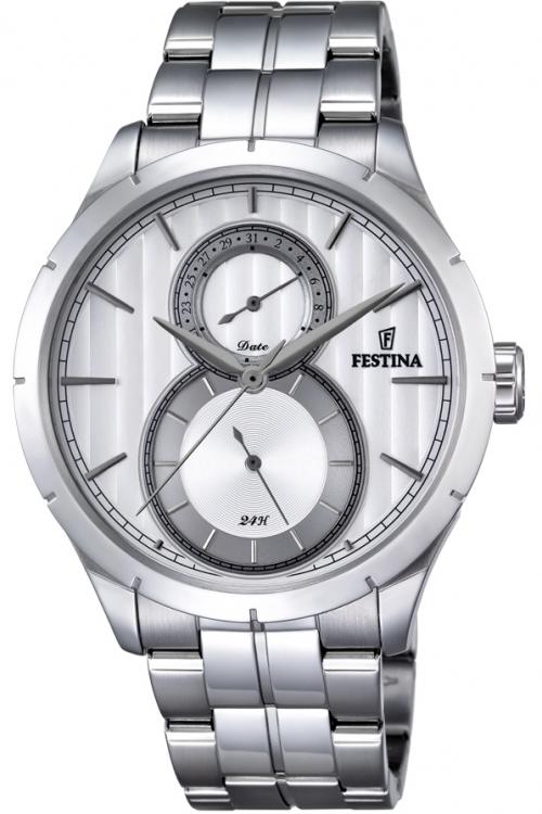 Image of            Mens Festina Retro Watch F16891/1