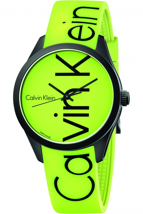 Ladies Calvin Klein Colour Watch K5E51TFY