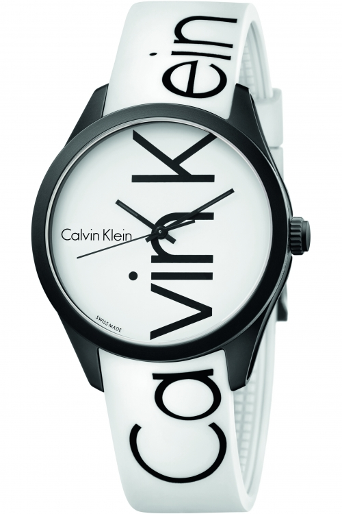 Ladies Calvin Klein Colour Watch K5E51TK2