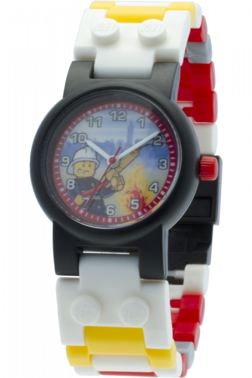 Childrens LEGO City Fireman Watch 8020011