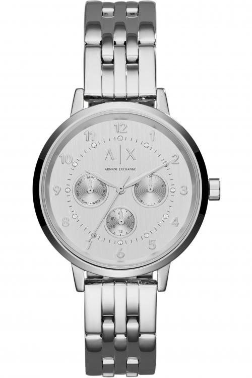 ladies armani exchange watch ax5376