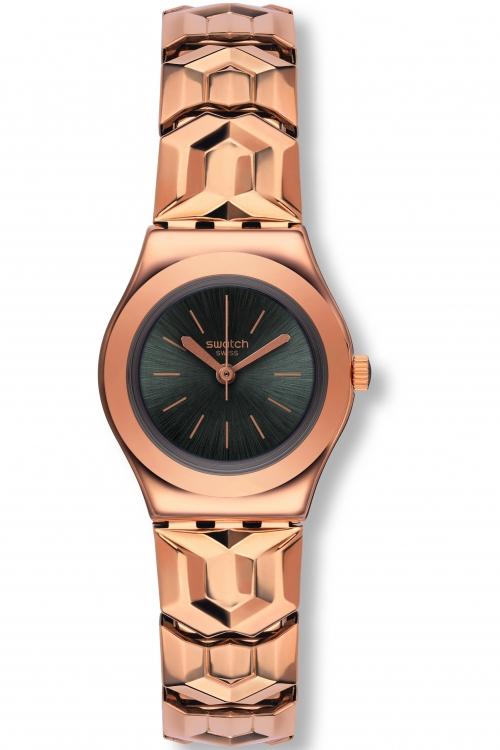 Image of            Ladies Swatch Alacarla S Watch YSG145B